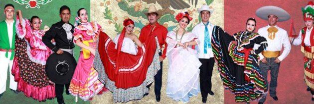 Danza al mejor  estilo mexicano