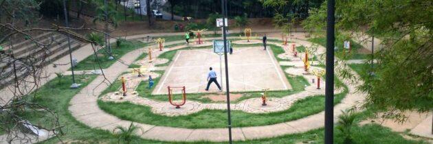 Un parque en el corazón de Cabecera