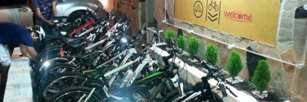 ¿Hay biciparqueaderos suficientes en Cabecera?