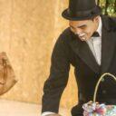 Juegos y  música en el Cacique