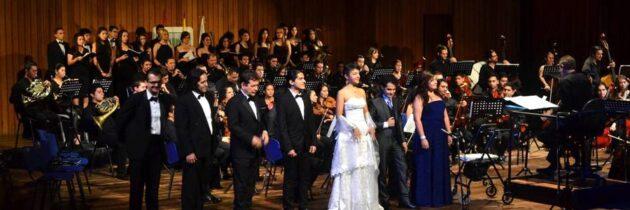 Ópera y zarzuela en la Unab