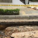 Comunidad denuncia  demora en reparación del alcantarillado en la cra 40