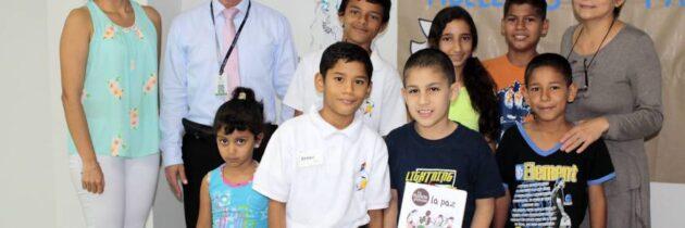'Los niños piensan la paz'