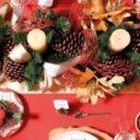Mesa de Navidad: cada cosa en su lugar