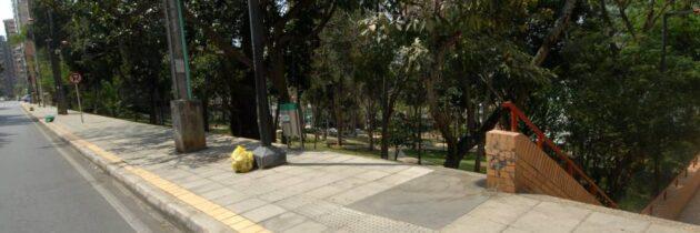 ¿Y las rampas del parque Los Sarrapios?