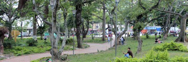 Los parques emblemáticos de Bucaramanga