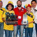 Proyecto de robótica bumangués, entre los mejores del mundo
