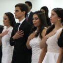 Estudiantes Aspaen, al estilo de la ONU