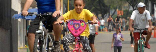 'Súbete a la bici'