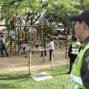 Policía refuerza seguridad en el sector