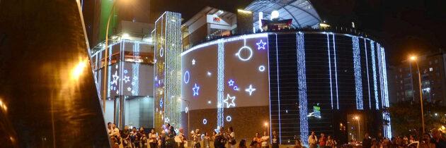 Se enciende la Navidad en Cabecera