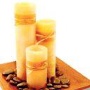 Las velas: una decoración que toma fuerza
