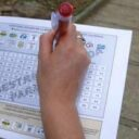 Habitantes del sector hicieron una prueba de votación