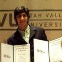 Eliécer Andrés Trillos, un embajador estudiantil en Utah