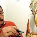 Carlos Arturo Vega Sánchez: El restaurador de porcelanas