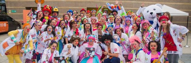 Doctora Clown sigue  en busca de voluntarios