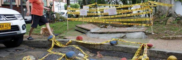 Parque Solón Wilches  exige atención urgente
