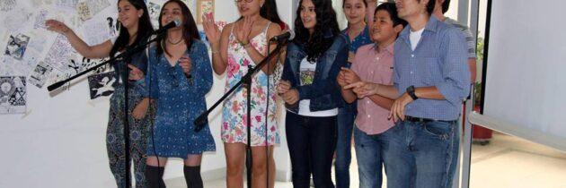 Participe del Festival de la Canción Francesa