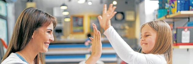 Claves para fomentar  buenos comportamientos en los hijos