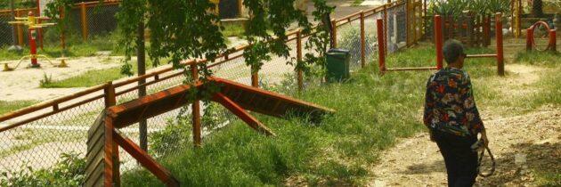 ¿Qué pasó con el arreglo de la zona canina del  parque Carlos Virviescas?