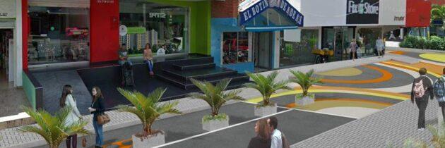 Esta semana inicia la restauración del urbanismo táctico en 'Cuadra Play'