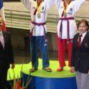 Destacada participación en Taekwondo