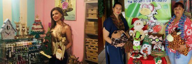 Mujeres que hicieron del arte su idea de negocio