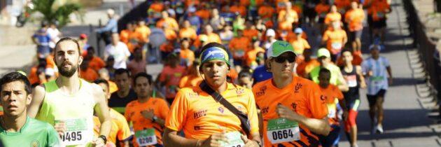 Atento: Estos son los cierres viales por la Media Maratón de Bucaramanga- FCV
