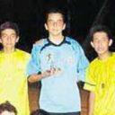 El fútbol estrecha lazos de amistad en Pan de Azúcar