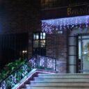 Así lucen las fachadas en esta Navidad