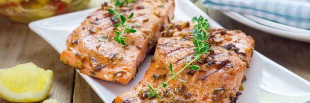 Para un paladar exigente, el salmón