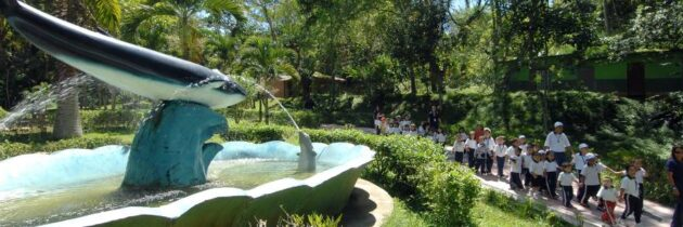 La Flora, un parque con mucha historia