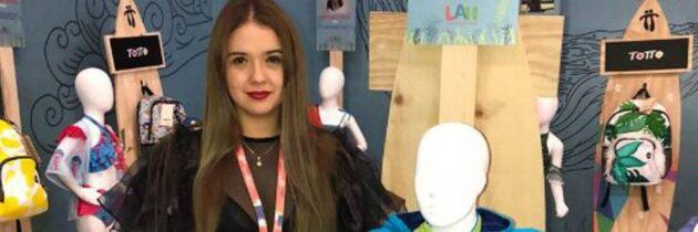 Diana Neira, la diseñadora bumanguesa que brilló en Colombiamoda
