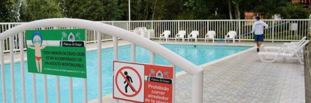 ¿Cómo se controla el buen funcionamiento de una piscina residencial o pública?