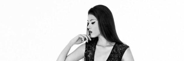 Tatiana Arias, una modelo con altura