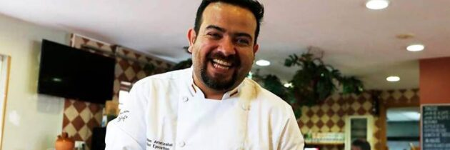 El chef bumangués  que deleita paladares españoles