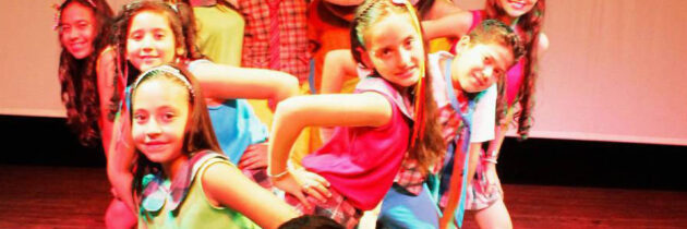 Eslabones Kids, en Corfescu